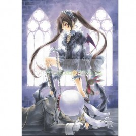 Pandora Hearts Alice the Bloodstained Black Rabbit Cosplay Costume