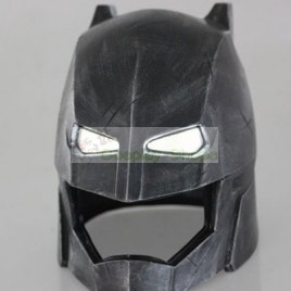 Batman vs Superman Dawn of Justice Batman Armored Helmet Cosplay