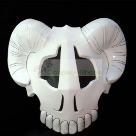 Bleach Nelliel Tu Oderschvank Cosplay Hollow Mask