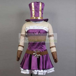 Caitlyn League of Legends LOL Cosplay Costume