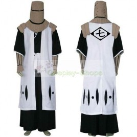 Bleach 7th Division Captain Komamura Sajin Cosplay Costume