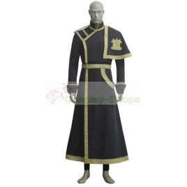 07 Ghost Barsburg Military  Cosplay Costume