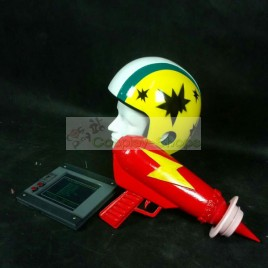 Commander Keen Billy Blaze Keen Cosplay Props
