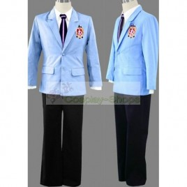 Ouran High School Host Club Cosplay Costume Suit Set