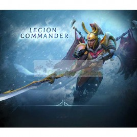 Dota 2 Defense of the Ancients Legion Commander Full Armour Cosplay