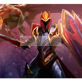 Dota 2 Defense of the Ancients Dragon Knight Full Armour Cosplay