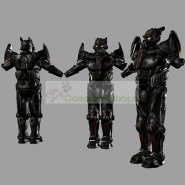 Fallout 3 F3 Enclave Power Full Armour Cosplay