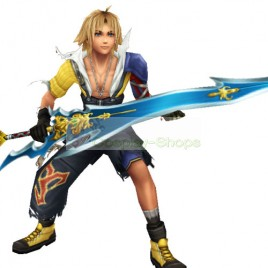 Dissidia 012 Final Fantasy Tidus Cosplay Costumes
