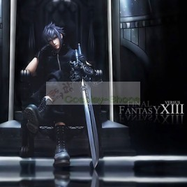 Final Fantasy XV - Final Fantasy Versus XIII Noctis Lucis Caelum Sword Engine Blade Cosplay Prop