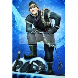 Frozen Kristoff Full Outfit Cosplay Costume