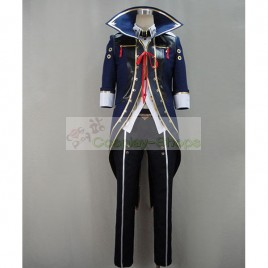 God Eater Julius Visconti Cosplay Costume