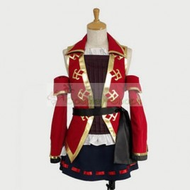 VOCALOID Hatsune Miku Project DIVA Pirates Cosplay Costume