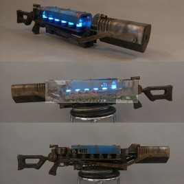 Fallout 4 Gauss Rifle The Last Minute Replica Cosplay Prop