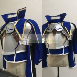Fate Prototype Saber King Arthur Pendragon from Fate/Grand Order FGO Cosplay Armor