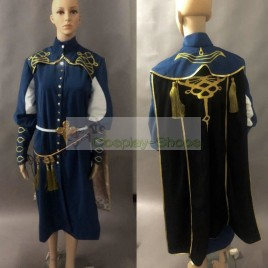 FE3H Seteth Cosplay Costume from Fire Emblem: Three Houses