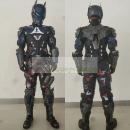 Arkham Knight Red hood Full Armour Cosplay from Batman: Arkham Knight