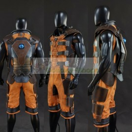 Guardians of the Galaxy Rocket Raccoon Suit Cosplay Costume