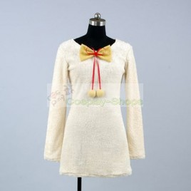 Neko Human Form Cosplay Costume Dress from K Project