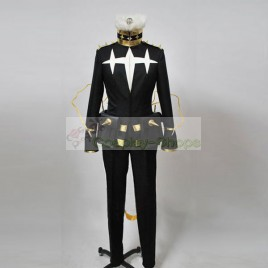 Kill la Kill Houka Inumuta / Hōka Inumuta Three-star Goku Uniform Final Form Cosplay Costume