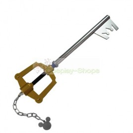 Kingdom Hearts Sora Kingdom Key Keyblade Cosplay Prop