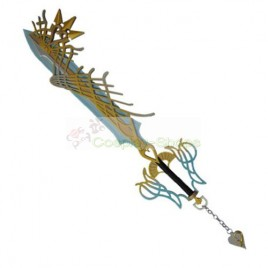Kingdom Hearts 1 KH1 Sora Ultima Weapon Keyblade Cosplay Prop