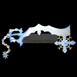 Kingdom Hearts Sora Diamond Dust Keyblade Cosplay Prop