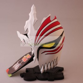 Kurosaki Ichigo Half Face First Hollow Mask Cosplay  from Bleach