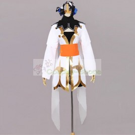 Leia Rolando Cosplay Costume from Tales of Xillia