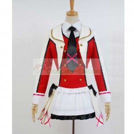 Love Live! School Idol Project Season 2 OP Eli Ayase Cosplay Dress Cosplay Costume