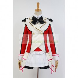 Love Live! School Idol Project Season 2 OP Maki Nishikino Cosplay Dress Cosplay Costume