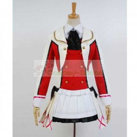 Love Live! School Idol Project Season 2 OP Rin Hoshizora Cosplay Dress Cosplay Costume