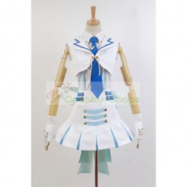 Love Live! Wonderful Rush Eli Ayase Cosplay Dress Costume