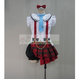 Love Live! School Idol Project Eli Ayase Performance Cosplay Costume