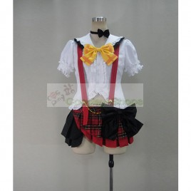Love Live! School Idol Project Kousaka Honoka Performance Cosplay Costume