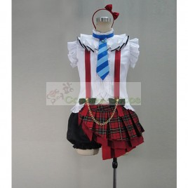 Love Live! School Idol Project Umi Sonoda Performance Cosplay Costume