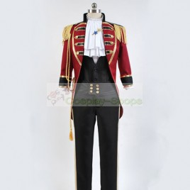MARGINAL#4 IDOL OF SUPERNOVA Aiba Rui REVOLUTION Cosplay Costume