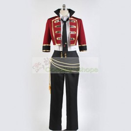 MARGINAL#4 IDOL OF SUPERNOVA Kirihara Atom REVOLUTION Cosplay Costume