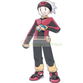 Pokemon Ruby Cosplay Costume