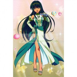 Rina Toin From Mermaid Melody Cosplay Costume