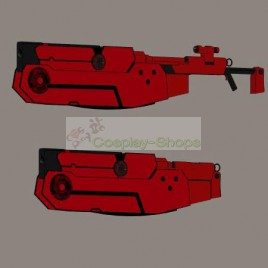 Rwby Ruby Red Rose Gun Cosplay Prop