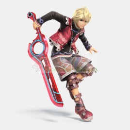 Shulk from Xenoblade Chronicles Full Outfit Cosplay Costume