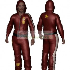 Slim Bob from Tekken Training Suit Cosplay Costume