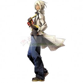 Soma Schicksal Cosplay Costumes from God Eater Burst