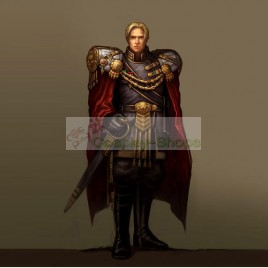 Starcraft 2 Valerian Mengsk Full Outfit Cosplay Costume