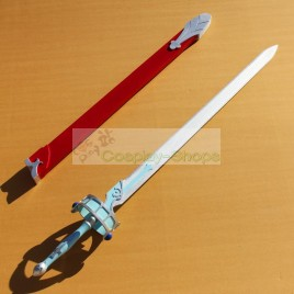 Sword Art Online SAO Asuna Yuuki Flashing Light Version B Sword Cosplay Prop