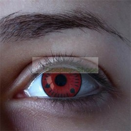 Naruto Uchiha Itachi Sharingan Contact Lenses