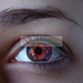 Naruto Uchiha Madara Eternal Sharingan Contact Lenses