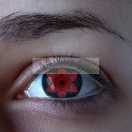 Naruto Uchiha Sasuke Sharingan Contact Lenses