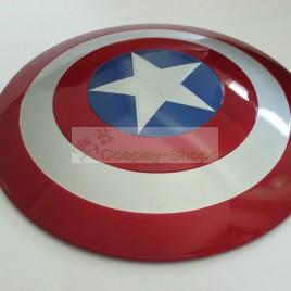 The Avengers Captain America Shield Cosplay Prop