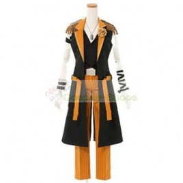 Uta No Prince Sama Class S Jinguji Ren Stage Debut Cosplay Costume